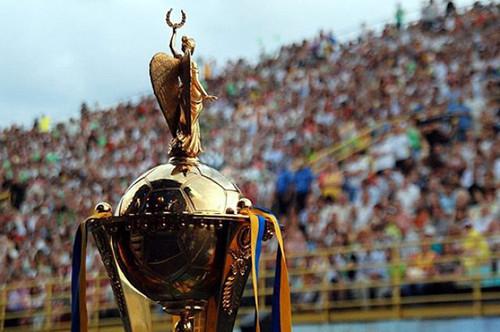 Все матчи 1/8 финала Кубка Украины пройдут в один день
