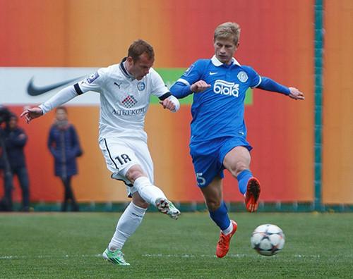 Матч для двоих: Днепр одной ногой в четвертьфинале Кубка