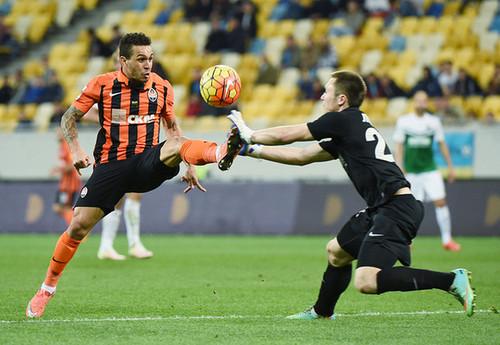 «Шахтер» вышел в ¼ финала Кубка Украины