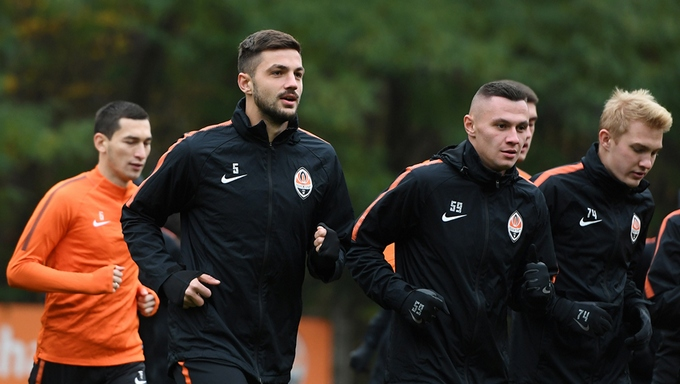 Марлос пропустит матч Кубка Украины против «Зари»